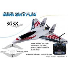 SKYARTEC Mini Skyfun Brushless 2.4Ghz 550mm, RTF