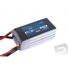 FOXY G3 - LC Li-Pol 1300mAh/14,8V 40/80C 19,24Wh