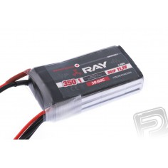 G4 RAY Li-Pol 350mAh/11,1 30/60C Air pack