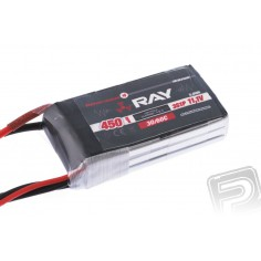 G4 RAY Li-Pol 450mAh/11,1 30/60C Air pack