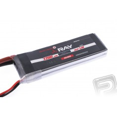 G4 RAY Li-Pol 1200mAh/7,4 30/60C Air pack