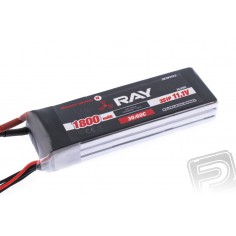 G4 RAY Li-Pol 1800mAh/11,1 30/60C Air pack