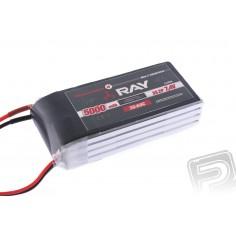 G4 RAY Li-Pol 5000mAh/7,4 30/60C RX