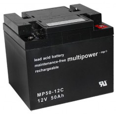 Multipower Blei-Akku MP50,0-12C