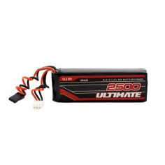 ULTIMATE 6.6V. 2500MAH LIFE FLAT RECEIVER BATTERY PACK JR