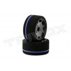 Foam Tyres - 1/10 Rear CRC SPEC