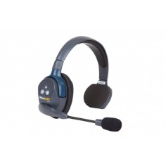 Eartec UltraLITE 2 person system w/ 2 Single Headsets, batteries & case