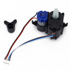 steering arm + front steering motor - Antix MT-1