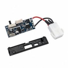 Regulator + 2,4Ghz reciever plate - Antix MT-1