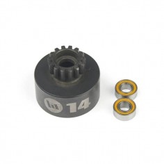 No Ventilated clutch Bell 14 tooth with Hi Speed Bearing