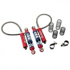 "Crawler shock absorber adjustable 80mm progressive ""Piggyback"" (2 pcs.)"