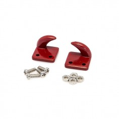 Tow hooks right and left (2 pcs.)
