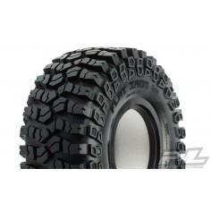 "Flat Iron XL 2.2"" G8 Rock Terrain Truck Tires for Front or Rear 2.2"" Crawler"