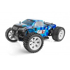 HiMOTO Monster GRIT 1:10 elektro RTR set 2,4GHz blue cubes