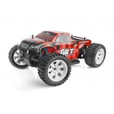 HiMOTO Monster GRIT 1:10 elektro RTR set 2,4GHz red cubes