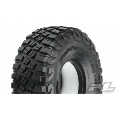 "BFGoodrich Mud-Terrain T/A KM3 (Red Label) 1.9"" Predator (Super Soft) Rock Terrain Truck T"