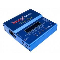 Imax B6AC 6A 80W 220V universalus įkroviklis 220/12V