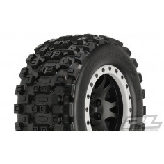 Badlands MX43 Pro-Loc All Terrain Tires Mounted