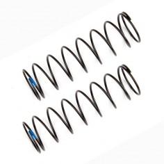 Rear Shock Springs, blue, 2.20 lb in, L61mm