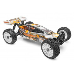 1/8 RTR Brushed Buggy SL Orange (7,4V NiMH 1800mAh + USB charger)
