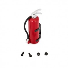 Fire extinguisher incl. Mount