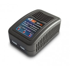 SkyRC E3 Ver.2 2-3 celių Li-Po pakrovėjas su balansyru ir LED indikacija, 220V