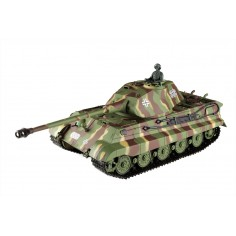 RC tank German King (porsche)