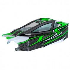 BX8SL Runner Green body