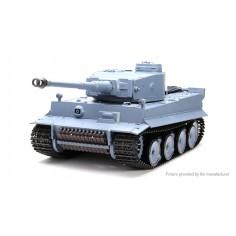 German Tiger I 1:16 mastelio tanko modelis RTR, garsas + dūmai