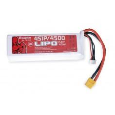 Power Pack LiPo 4/4500 14,8 V 70C XT60