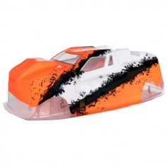 BXR.MT Body painted orange