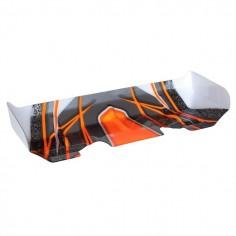 Orange BX8SL Runner prepainted wing