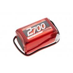 NOSRAM XTEC LiPo 2700 RX-Pack 2/3A Hump – RX-only – 7.4V