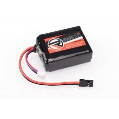 RUDDOG 2200mAh 7.6V LiHV RX Small Hump Pack (Fits HB/TLR)