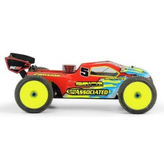 PROLINE Bulldog 1/8 Truggy clear body RC8T