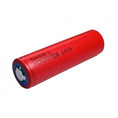 Sanyo NCR20700B 20700 tipo 4250mAh 15A akumuliatorius