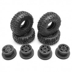 Raid complety wheels (4pcs)