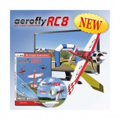 AeroflyRC8 on DVD for Windows
