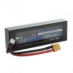 Redox 5000mAh/7.4V 50C charge Li-Po akumuliatorius XT60