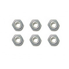M3 Locknut (6 pcs)