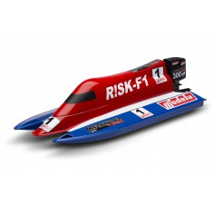 RISK F-1 speedboat