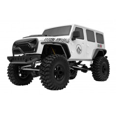 CREW 4X Crawler RTR set 2,4GHz white