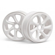 White Turbine Wheels (pr)