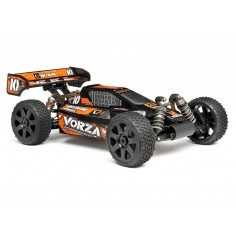 VB-1 BUGGY BODY (PAINTED/BLACK/ORANGE)