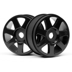 V7 WHEEL BLACK (42x83mm/2pcs)