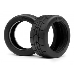 "Gymkhana tire D comp (2.2""/57X80mm/2pcs)"