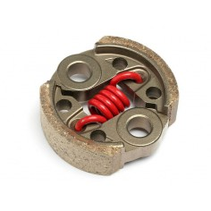 HIGH RESPONSE CLUTCH SHOE/SPRING SET (8000RPM/RED)