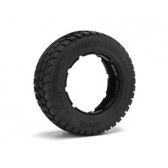 DESERT BUSTER RADIAL TIRE HD COMP (190x60mm/2pcs)