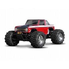 EU 1973 Ford bronco (Savage)