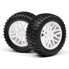 Wheel and tyre set (2pcs) SC